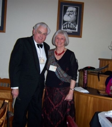 Eric and Jenny Maffey, Dunedin, 2006