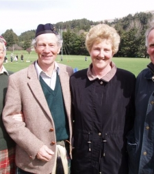 Roxburgh, New Zealand, Scottish Games